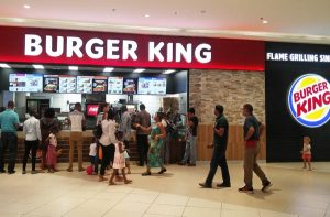 Burger King Abidjan