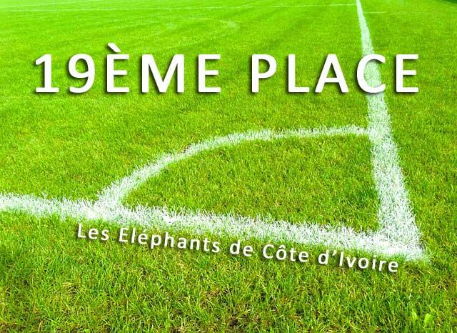 Elèphants top 20 Football