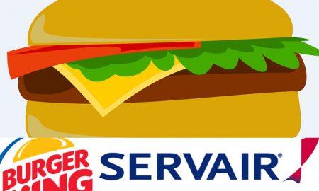 Servair Abidjan Burger King