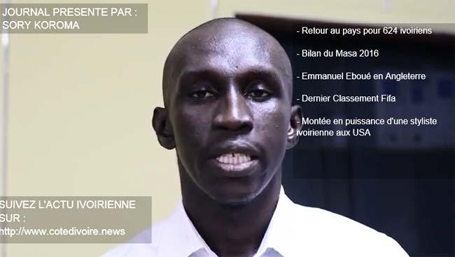 Actualite Côte d'Ivoire 11 03 16