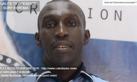 Actualite Ivoirienne Video