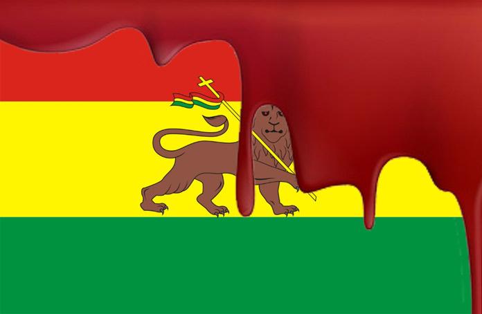 400 morts Ethiopie drapeau