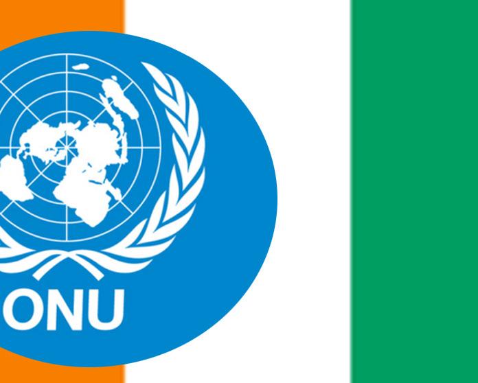 Images Symbolisant la candidature à l'ONU