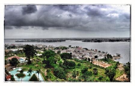 Saison des pluies sur Abidjan