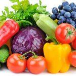 Alimentation Saine des fruits et legumes