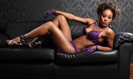 Africaine dessous feminin