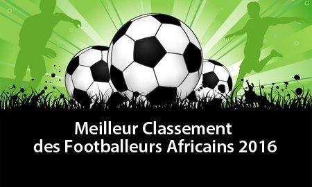 Classement foot Africain
