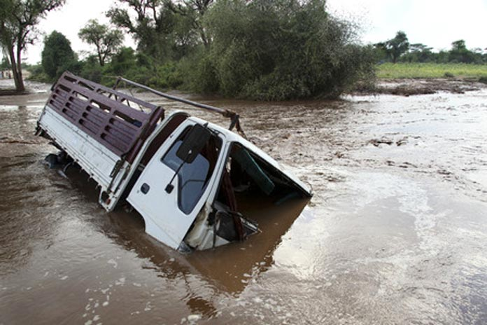 Inondation Mali