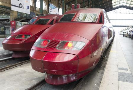 TGV Nigéria
