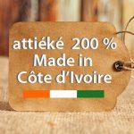 Label attiéké Côte d'Ivoire