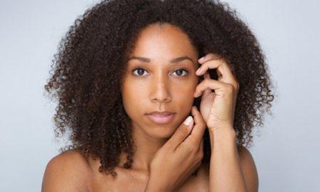 Pores du Visage peau noire