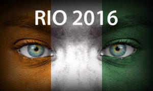 L'ivoirienne :Ta Lou sur 200 m, JO RIO 2016