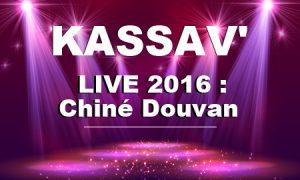 Concert Kassav Tournée 2016