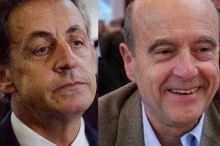 Duel Nicolas Sarkozy et Alain Juppé