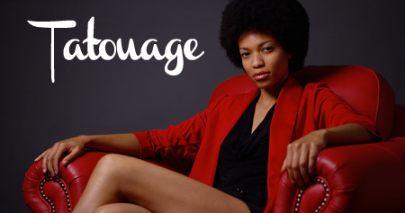Tatouage pour femme Africaine