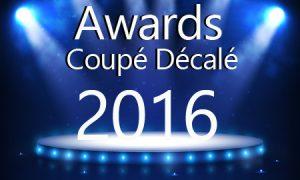 Awards Côte d'Ivoire Coupé décalé