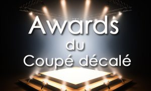Les Awards du coupé décalé 2016