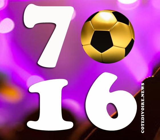 Ballon d'or 1970-2016