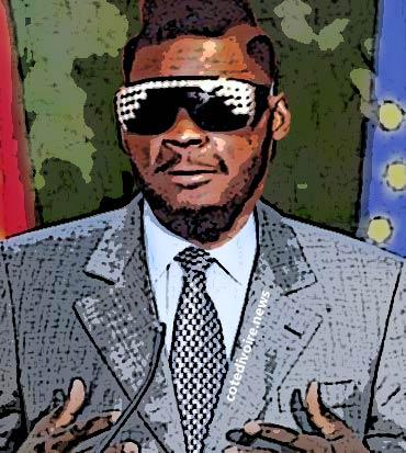 dj Arafat président 2020