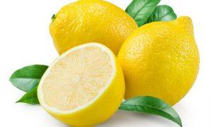 Gommage Citron visage