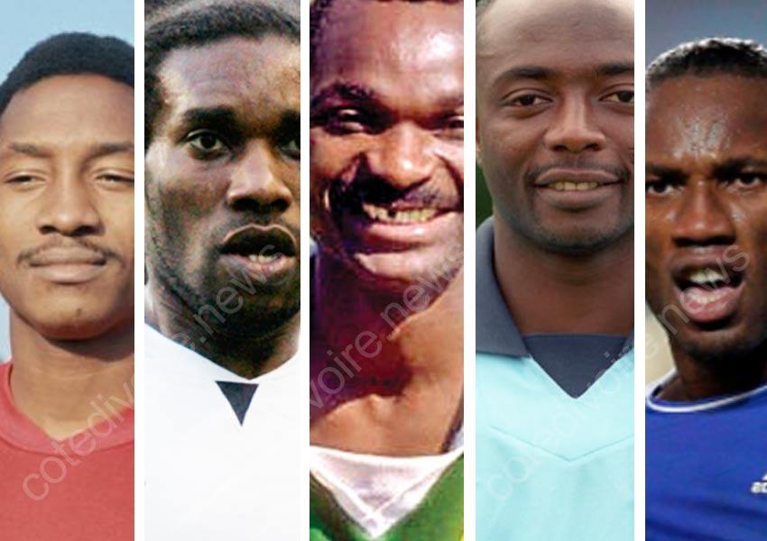 Grands footballeurs noirs