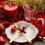 Réveillon de Noël : comment préparer sa table?