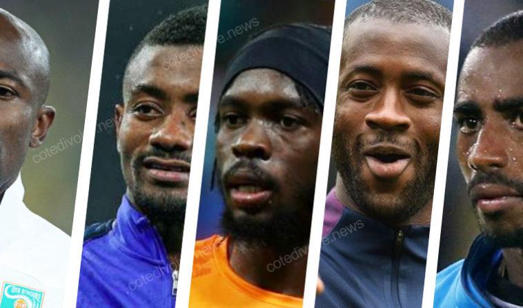 Joueurs ivoirien top