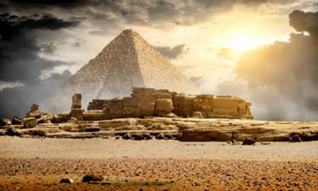 Découverte d'une momie pharaonique plurimillénaire en Egypte