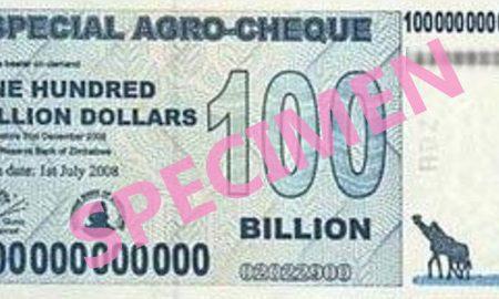 Le Zimbabwe émet de nouveaux billets de banque
