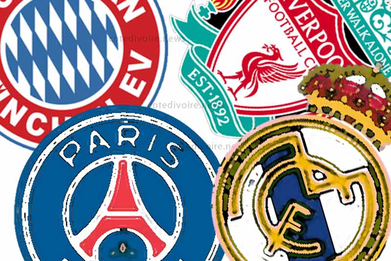 Clubs foot riches