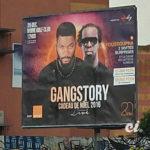 Gangstory de DJ Arafat : Youssoupha