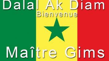 Concert de Maître Gims au Sénégal