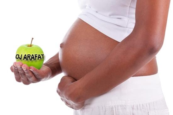 DJ Arafat met enceinte