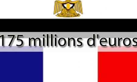 La France annonce des projets énergétiques de 175 millions d'euros en Egypte