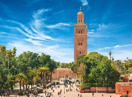 Marrakech : La plus belle ville touristique d'Afrique