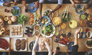Idées repas de fêtes pour 20 personnes