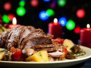 La recette d'un repas de Noël traditionnel
