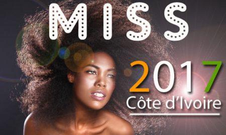 Miss Côte d'Ivoire 2017 : top départ du concours le 26 janvier