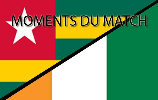 CAN 2017 Côte d'Ivoire Togo le 16 janvier: résultat du match en direct
