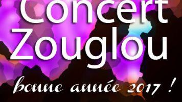 Concert Zouglou bonne année 2017 le 28 janvier: tarifs et artistes invités
