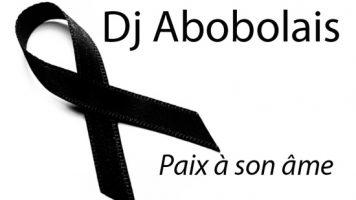 Mort de Dj Abobolais