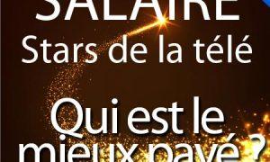 Salaires des stars de la télé française les mieux payées en 2017