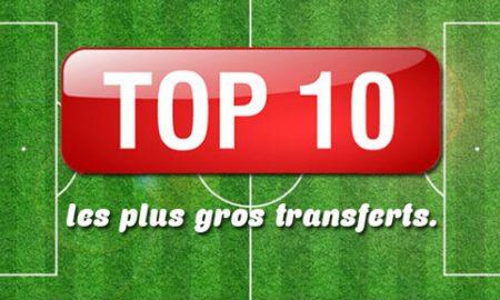 10 des footballeurs africains les plus chers
