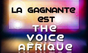 finale de The Voice Afrique Francophone
