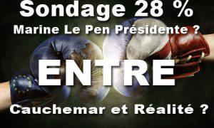 Marine Le Pen présidente en 2017 : les derniers sondages