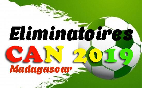 Madagascar premier qualifié pour les éliminatoires de la CAN 2019