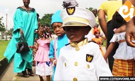 Carnaval et mardi gras en côte d'ivoire
