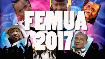 Femua 2017 : date, programme et lieux du festival