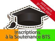 Soutenance BTS avril 2017 en Côte d'Ivoire