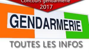 Concours gendarmerie 2017 Côte d'Ivoire : comment se déroulent les inscriptions ?